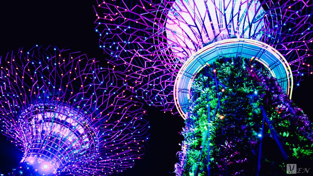 新加坡夜間景點