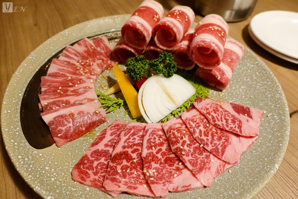 [食記] 台中市西屯區 ‧ 雲火日式燒肉/燒烤(太原路與寧夏路口)精選套餐與單點,推薦牛肉