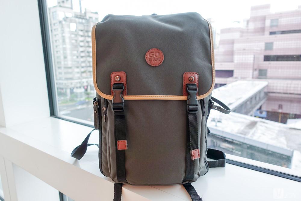 [生活] Attic92嚴選【GOGROOVE】CBT休閒通勤攝影多功能後背包/相機包,實用推薦!休閒、旅遊、學生、上班都適合