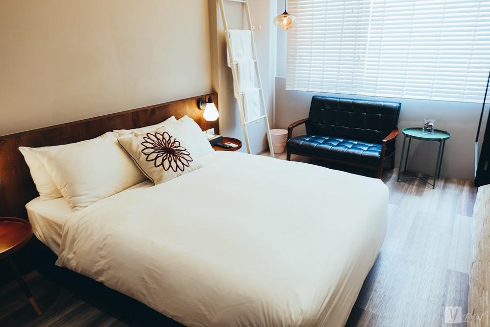 [台灣旅遊] 台南 ‧ Simple Life樸室 Simple Life Room 現代與復古兼具舒適民宿│台灣台南住宿分享