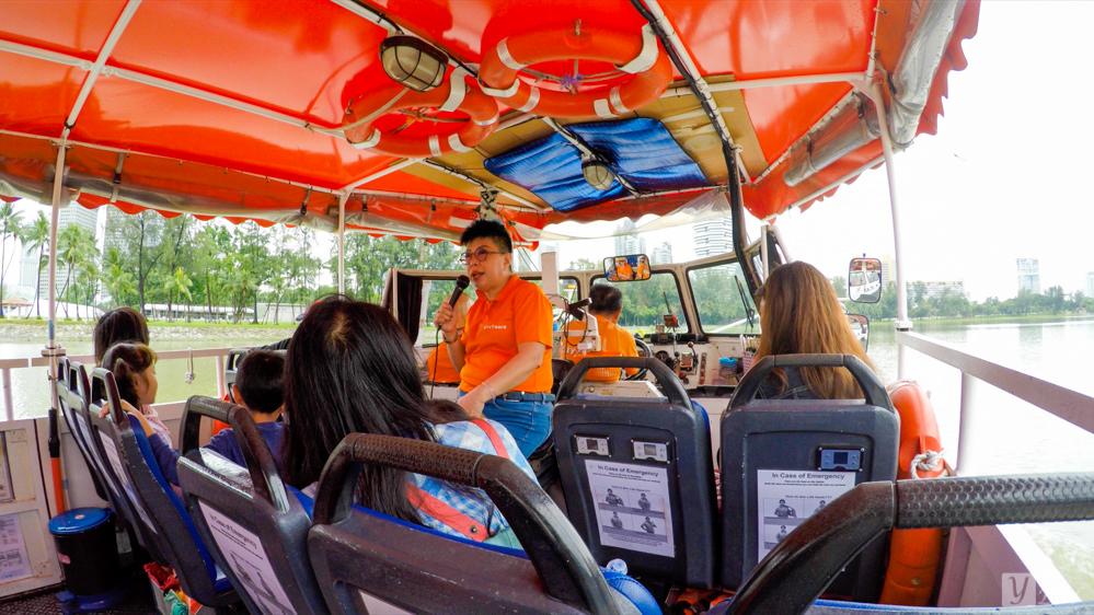 新加坡鴨子船