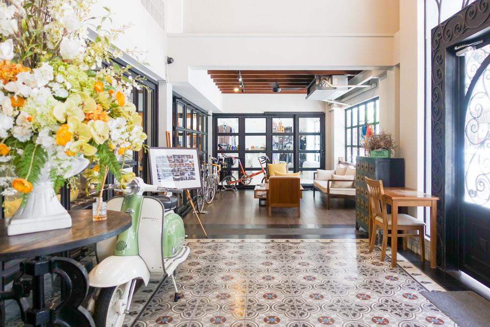 曼谷南達飯店