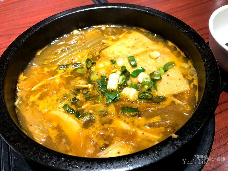 【食記】台北市中山 ‧ 老爹韓式典藏料理(近行天宮站)