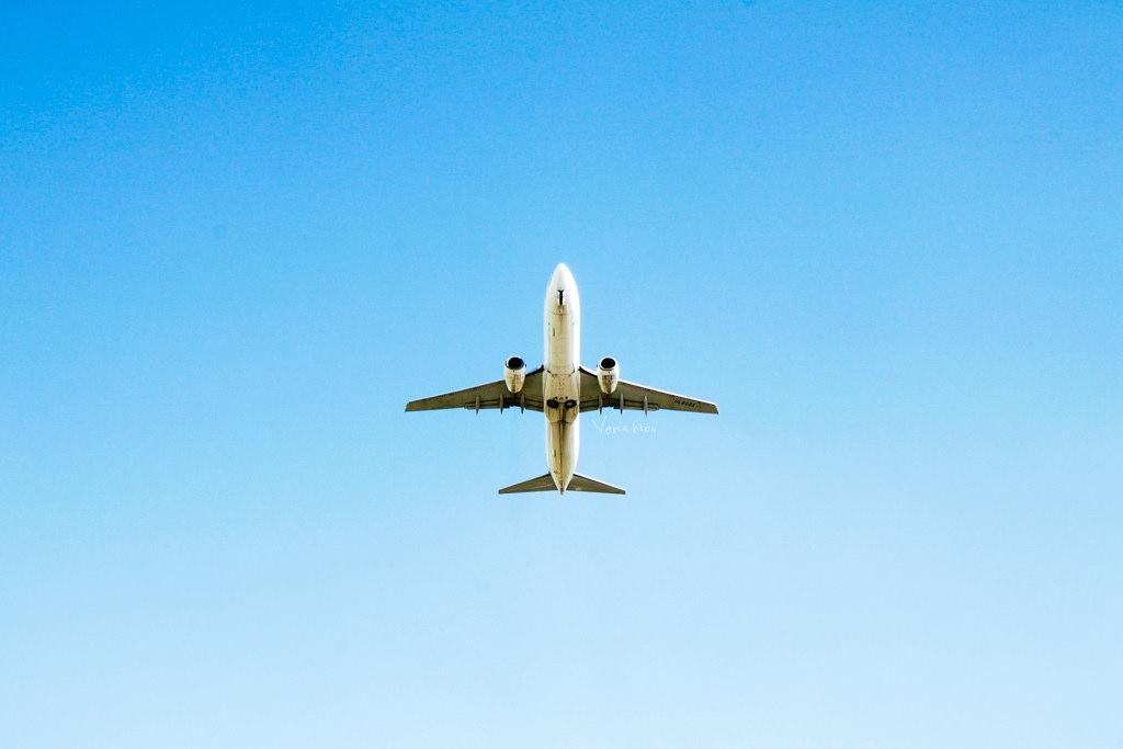 [台灣旅遊] 台北市 ‧ 松山機場快閃看飛機!濱江街最佳觀景點