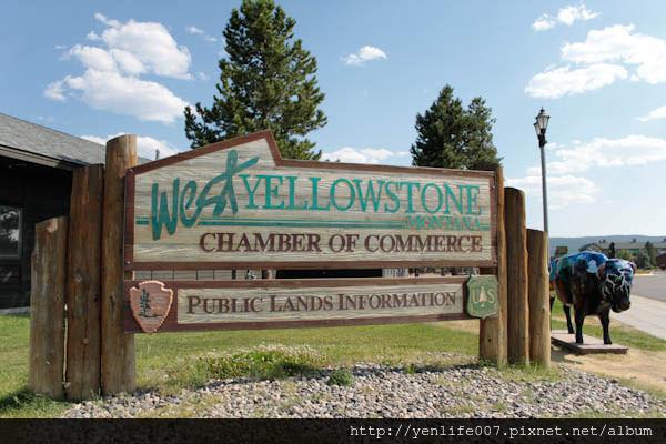 【美國打工旅遊】美國Work and Travel黃石國家公園|West Yellowstone 西黃石之旅(黃石國家公園西方小城鎮)