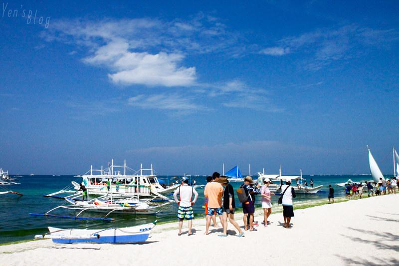 【長灘島旅遊】菲律賓長灘島自由行跳島一日遊:浮潛&普卡海灘&鱷魚島&水晶島|六天五夜自助海島旅行