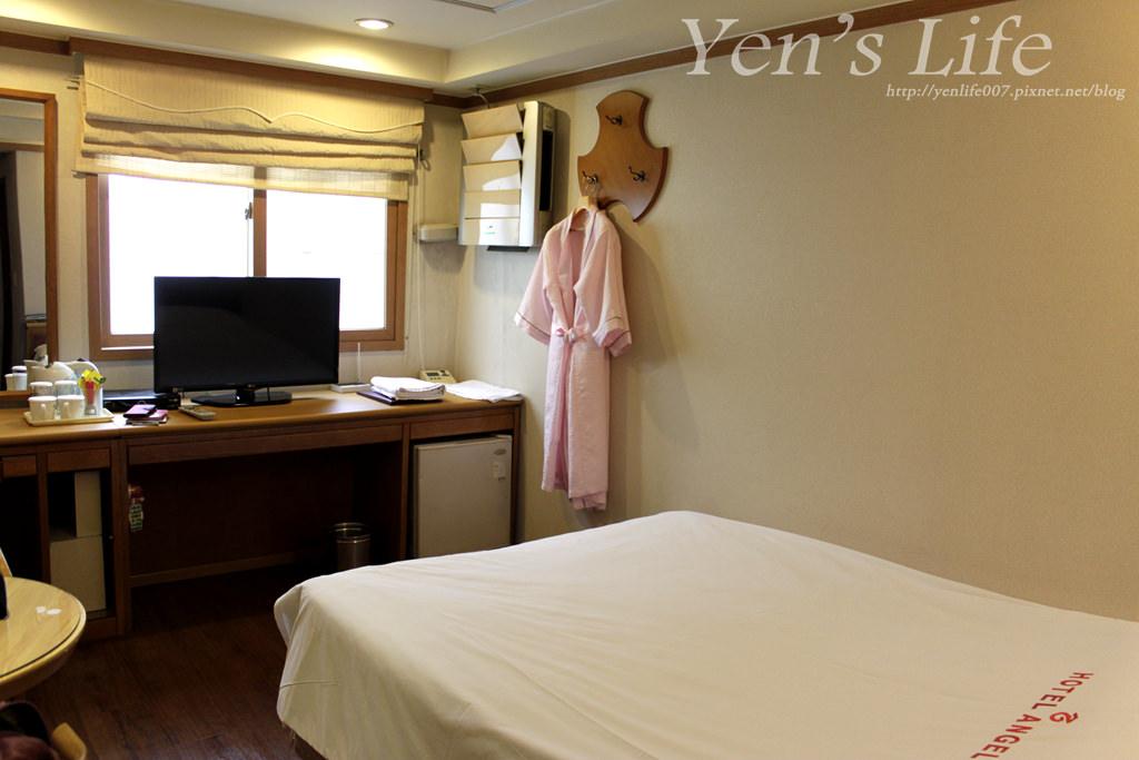 [旅遊] 韓國釜山 ‧ 西面 Hotel Angel 天使飯店│釜山住宿分享