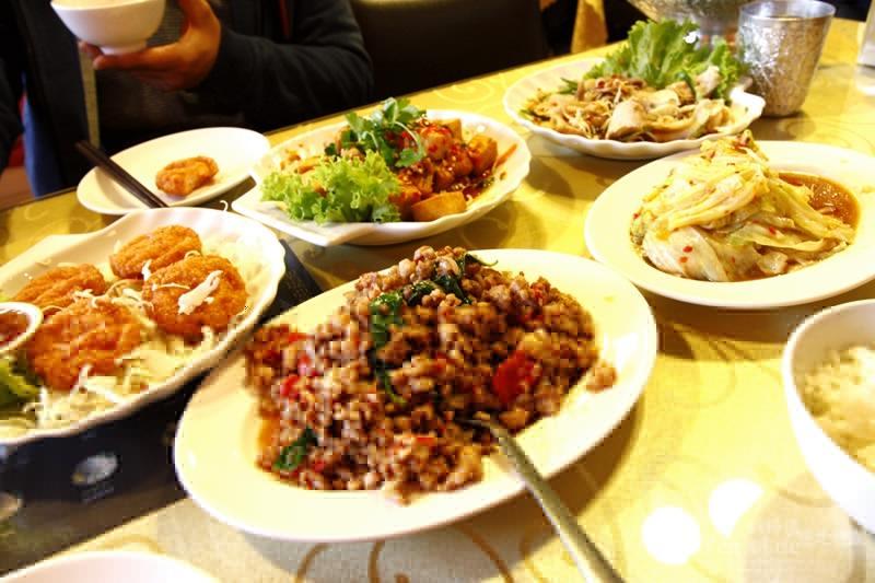 【食記】台北市士林 ‧ 泰之雲 泰國與雲南料理(近芝山捷運站)